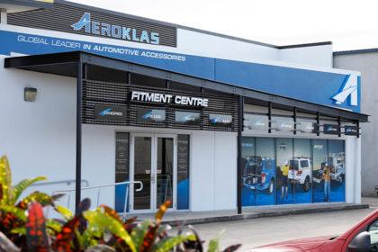 Aeroklas Retail fitment centres